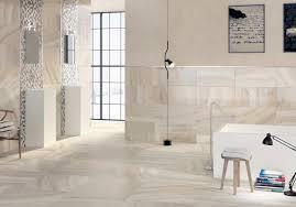 white porcelain floor tile bathroom room design ideas