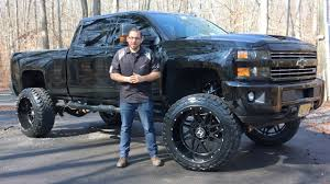 100 Pick Up Truck Rims Hostile Sprocket Wheels Review YouTube