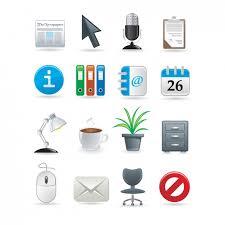 icones bureau gratuits icônes bureau collection télécharger des vecteurs gratuitement