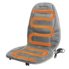 12V Auto Car Truck Velour Heated Seat Cushion With Lumbar Support ... Quality Breathable Flax Fabric Car Seat Cushion Cover Crystal New Oasis Flotation Truck Specialists Silica Gel Non Slip Chair Pad For Office Home Cool Vent Mesh Back Lumbar Support New Universal Size Cheap Cushions Find Deals On Line At Silicone Massage Anti The Shops Durofoam 002 Chevy Tahoe Dewtreetali Beach Mat Sports Towel Fit All Wagan Tech Soft Velour 12volt Heated Cushion9438b