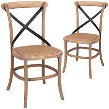 French Country Metal Cross Back Dining Chair With Rattan Seat (Set Of 2) Refinished Painted Vintage 1960s Thomasville Ding Table Antique Set Of 6 Chairs French Country Kitchen Oak Of Six C Home Styles Countryside Rubbed White Chair The Awesome And Also Interesting Antique French Provincial Fniture Attractive For Eight Cane Back Ding Set Joeabrahamco Breathtaking