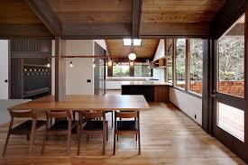 mid century kitchen floor ceramic tile kitchen table chairs