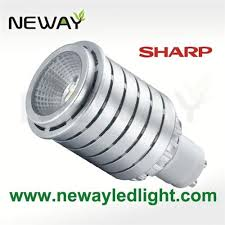 10w brightest gu10 led ceiling spotlight bulb sharp cob 10w