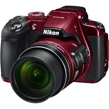 Nikon Coolpix B700 Red Digital Camera