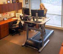 Lifespan Treadmill Desk Gray Tr1200 Dt5 by Treadmill Desk U0026 Bike Desk News Lifespan Workplace