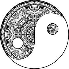 Coloriage Mandala Zen à Imprimer Sur COLORIAGES Info