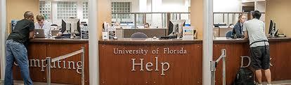 about computing help desk university of florida