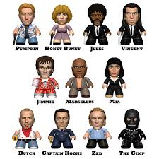 Pulp Fiction Pumpkin Shirt by Pulp Fiction Titans Vinyl Figure The Pulp Fiction Collection