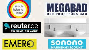 zusammenstellung und kauf unserer bad und sanitär artikel