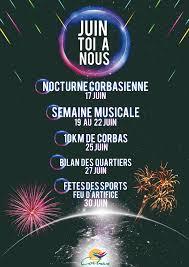 ville de corbas agenda fête des sports