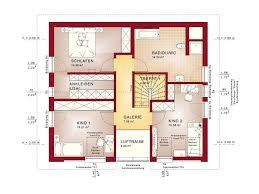 fertighaus grundriss einfamilienhaus obergeschoss mit