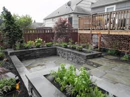 Landscaping Ideas- For A Small Space - YouTube Marvellous Deck And Patio Ideas For Small Backyards Images Landscape Design Backyard Designs Hgtv Sherrilldesignscom Back Garden Easy The Ipirations Of Home Latest With Pool Armantcco Soil Controlling