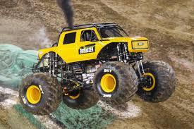 100 Monster Trucks Names BroDozer Truck The Diesel Breakthrough