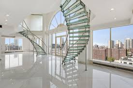 100 Nyc Duplex For Sale Downtown Brooklyn Glass Penthouse Stunner 5 BR For Sale
