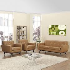 Winsome Modern Leather Living Room Stunning Sofa Sleepers