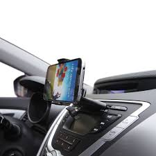 Exogear ExoMount Touch CD Slot Mount for iPhone Smartphone GPS
