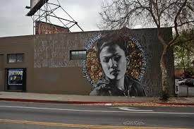 Famous Mural Artists Los Angeles by Street Art El Mac U0026 Retna In Los Angeles Street Art Pictures