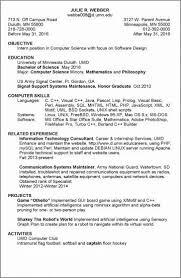 Umd Resume Builder Best Sample Top Template Templates Downloadable