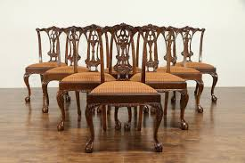 Set Of 8 Georgian Style Carved Mahogany Vintage Dining Chairs #30929 Antiques From Georgian Antiquescouk Lovely Old Round Antique Circa 1820 Georgian Tilt Top Tripod Ding Table Large Ding Room Chairs House Craft Design Table 6 Chairs 2 Carvers In High Wycombe Buckinghamshire Gumtree Neo Style English Estate Dk Decor Modern The Monaco Formal Set Ding Room Fniture Fine Orge Iii Cuban Mahogany 2pedestal C1800 M 4 Scottish 592298 Sellingantiquescouk The Regency Era Jane Austens World Pair Of Antique Pair Georgian Antique Tables Collection Reproductions