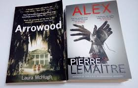Both As It Happens Were Really Rather Good That Said Not For All Tastes Arrowood By Laura McHugh Is A Sort Of Eerie Partially Creepy Thriller