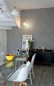 tapisserie salon salle a manger papier peint pour salon salle a manger collection et enchanteur
