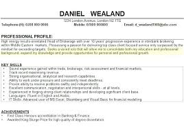 Career Objective For Resume Objectives Example Fair
