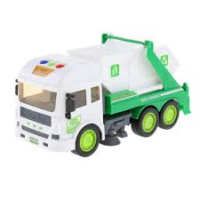 100 Sanitation Truck Amazoncom Flameer Plastic Electric Pull Back With
