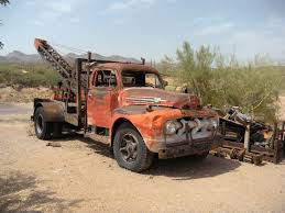 100 Tow Truck Austin 1950s Tow Truck While Not The Same Make As Mater This Is A Ford