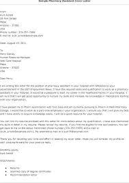 Resume Examples For Pharmacist Assistant Plus Sample Cover Letter Pharmacy Technician