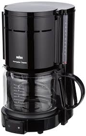 Braun 220 Volt 10 Cup Coffee Maker