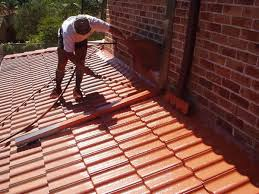 lovely painting concrete roof tiles cromar renocoat roof tile
