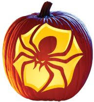 Peter Pan Pumpkin Stencils Free by Aimless Moments Brown Recluse Spider Pumpkin Carving Template