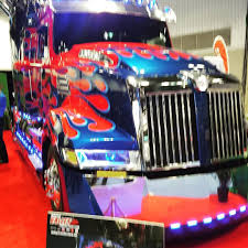 We Were So Excited To See Optimus Prime Transform At The Work Truck ... Isuzu Showcases Electric Truck At Ntea 2018 Work Show Dovell Terrastar 44 Debuts The 2016 Sets Attendance Record Eagle Has Landed New On March 69 Fisher Eeering Celebrates 50 Years Trailerbody Builders Top 10 Coolest Trucks We Saw The Autoguide Gallery Day 1 Nissan Gets Cooking With Smokin Titan Debut Alliance Autogas Converts F150 To Propane In 13225 Wts19 Registration And Housing Are Open