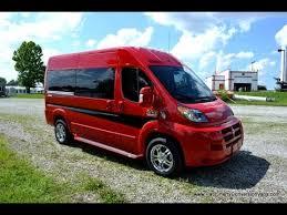 2014 Ram ProMaster 7 Passenger High Top Conversion Van By Sherry Vans Walkthrough