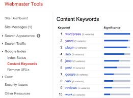 Webmaster by Google Search Console Google Index U2022 Yoast