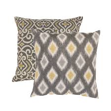 Small Decorative Lumbar Pillows by Yellow Throw Pillows Shop The Best Deals For Oct 2017