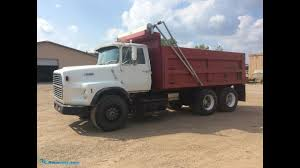 1990 Ford L9000 Tandem Axle Dump Truck | For Sale | Online Auction ... Midontario Truck Centre Inventory For Sale In Maple On L6a 4r6 2018 New Western Star 4700sf Dump Truck Video Walk Around At Used Mack Tandem Sale Rd688s Dump Tandem Axles For Sale 1993 Rd600 Axle Ford L Series Wikipedia 3 Trucks Expert 2005 Sold Peterbilt 359 15 Yard Box Cummins 400 Hp Diesel 13 Back End Of The 6 X 12 Trailer Rent 5970 Used 2003 Freightliner Fld112sd 1961