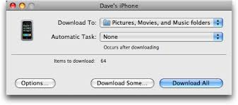 How do I photos off my Apple iPhone Ask Dave Taylor