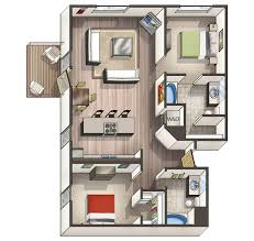 Cal Poly Pomona Village Floor Plans by West Village At Uc Davis Uloop