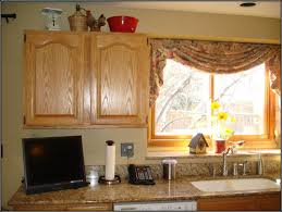 Walmart Rooster Kitchen Curtains by Kitchen Curtains Simplest Way To Make Visual Impacts The New