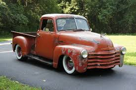 1951 Chevy 3100 5 Window Shortbed Ratrod Original Patina Bad@ss ...