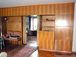 wohnzimmer einbauschrank umbau aus alt mach neu