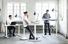 Ikea Bekant L Shaped Desk by Fancy Sit Stand Desk Ikea Images U2013 Trumpdis Co
