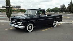 1966 Chevrolet C 10 Pickup 3 Speed Manual 2 Door Truck, Two Door ...