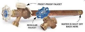 Freeze Proof Faucet Low Flow by Faq Basement Flood Prevention