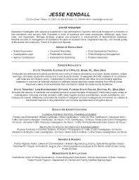 Cover Letter For Promotion To Supervisor Law Enforcement Letters Sample Resumes