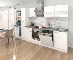 respekta küchenzeile ibiza mit e geräten 310 cm