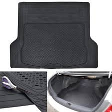 Cargo Trunk Floor Mat Liner For Car SUV Truck All Weather Semi ... Universal Fit 3pc Full Set Heavy Duty Carpet Floor Mats For Truck All Weather Alterations Weatherboots Gmc Sierra Accsories Acadia Canyon Catalog Toys Trucks Husky Liner Lloyd 2005 Mustang Fs Oem Rubber Floor Mats Mat Rx8clubcom Amazoncom Front Rear Car Suv Vinyl Interior Decoration Suv Van Custom Pvc Leather Camo Ford Ranger Best Resource Smokey Mountain Outfitters Liners