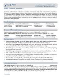 resume sles resume 555