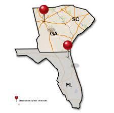 100 Southeast Regional Trucking Jobs Truck Drivers Heartland Express